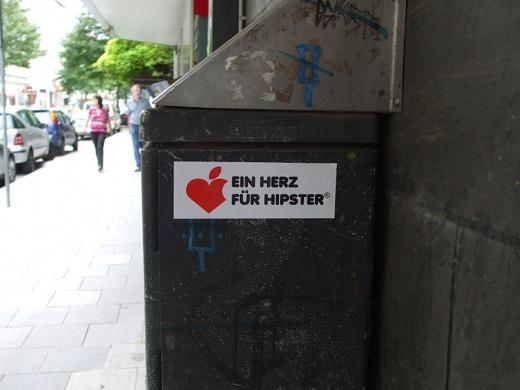 ein herz for hipster